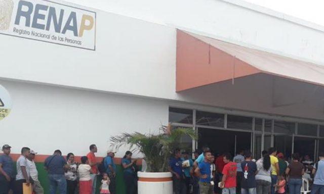 Renap Puerto Barrios