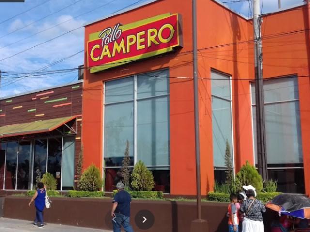 Pollo Campero C.C. Maya Mall, Flores, Petén