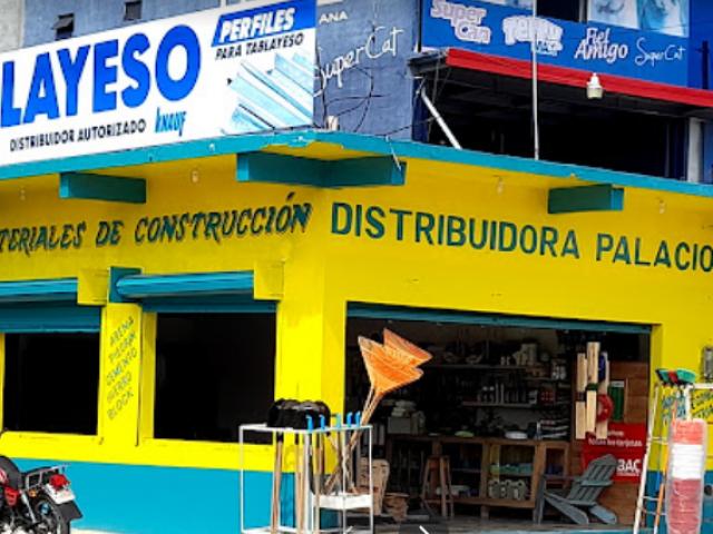 Ditrbuidora Palacios, San Benito, Petén